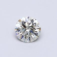 Recommended Stone #4: 0.47-Carat Round Cut