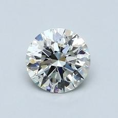 Recommended Stone #3: 0.81-Carat Round Cut Diamond