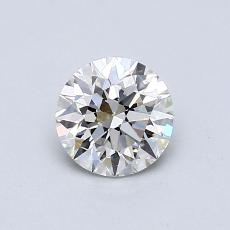 Recommended Stone #3: 0.70-Carat Round Cut Diamond