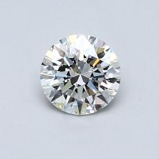 Recommended Stone #4: 0,98-Carat Round Cut