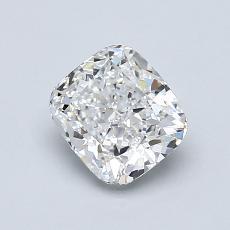 推荐宝石 2:1.01 克拉垫形切割
