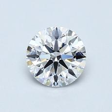 Recommended Stone #2: 0,60-Carat Round Cut Diamond
