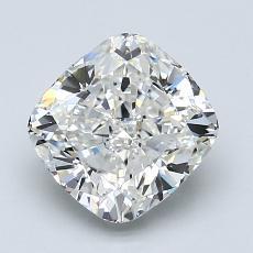 2.00 Carat 垫形 Diamond 非常好 H VS1
