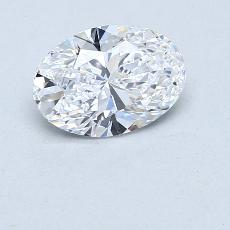Recommended Stone #2: 1,20-Carat Oval Cut