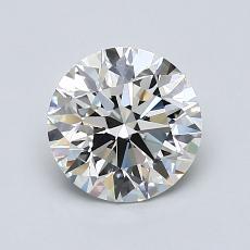 推荐宝石 2:1.14 克拉圆形切割