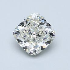 1.04-Carat Cushion Diamond Very Good K SI2