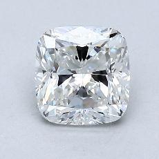 1.20 Carat 墊形 Diamond 非常好 F VVS2
