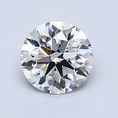 1.20 Carat 圓形 Diamond 理想 E VS1