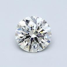 Recommended Stone #1: 0,80-Carat Round Cut