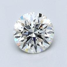 Recommended Stone #4: 1,13-Carat Round Cut