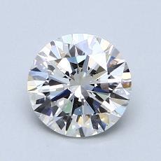 Piedra recomendada 3: Talla redonda de 1.20 quilates