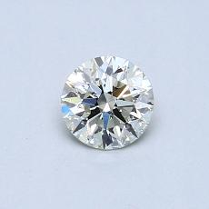 Recommended Stone #1: 0.43-Carat Round Cut
