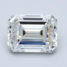 Recommended Stone #3: 2,02-Carat Emerald Cut