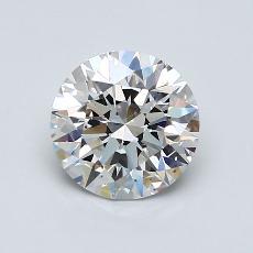 1.52 Carat 圆形 Diamond 理想 F VS2