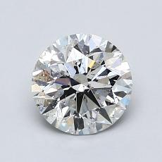 Recommended Stone #2: 1.12-Carat Round Cut