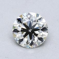 Recommended Stone #1: 0.92-Carat Round Cut Diamond
