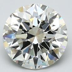 Recommended Stone #2: 3.61-Carat Round Cut Diamond