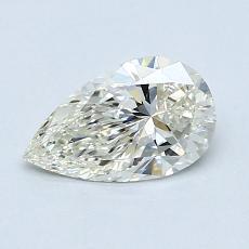 0.71 Carat 梨形 Diamond 非常好 K VS2