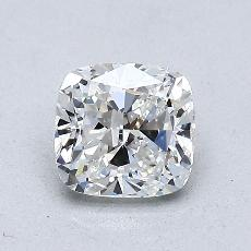Recommended Stone #4: 0,91-Carat Cushion Cut Diamond