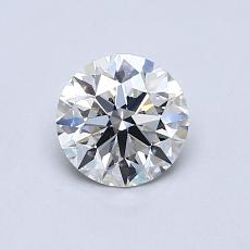 Recommended Stone #2: 0.76-Carat Round Cut