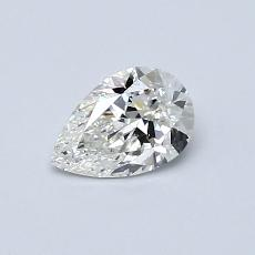 Recommended Stone #1: 0.44-Carat Pear Shaped