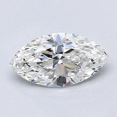 Recommended Stone #1: 0.90-Carat Marquise Cut