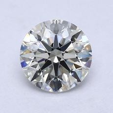 推薦鑽石 #3: 1.83  克拉圓形切割