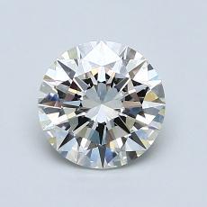 1,03 Carat Rond Diamond Idéale I VVS2