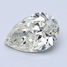 Recommended Stone #3: 1.51-Carat Pear Shaped