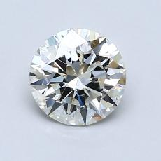 Recommended Stone #1: 1.03-Carat Round Cut