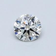 推薦鑽石 #3: 0.60  克拉圓形切割