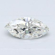 Recommended Stone #2: 0,62-Carat Marquise Cut