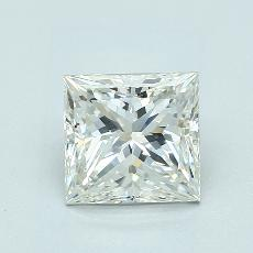 Recommended Stone #2: 2.01-Carat Princess Cut