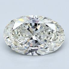 Recommended Stone #1: 1.51-Carat Oval Cut