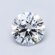 Recommended Stone #1: 1,11-Carat Round Cut