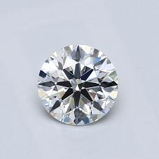 Recommended Stone #2: 0.60-Carat Round Cut