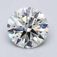 Recommended Stone #3: 1.80-Carat Round Cut