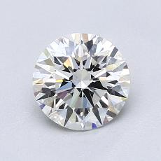 Recommended Stone #2: 1,10-Carat Round Cut