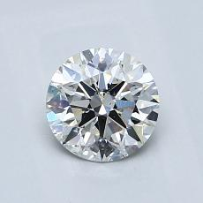 Recommended Stone #3: 0.81-Carat Round Cut