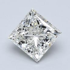 Recommended Stone #4: 1.50-Carat Princess Cut
