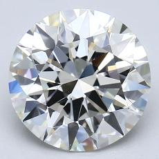 Recommended Stone #4: 3,21-Carat Round Cut