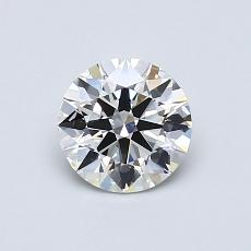 Recommended Stone #4: 0.69-Carat Round Cut