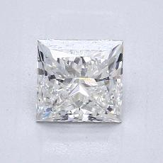 Recommended Stone #4: 1.01-Carat Princess Cut