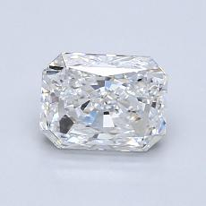 Recommended Stone #4: 1.17-Carat Radiant Cut