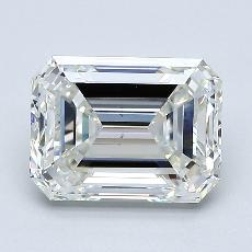 Recommended Stone #4: 2.22-Carat Emerald Cut