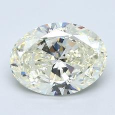 推薦鑽石 #3: 2.02  克拉橢圓形切割