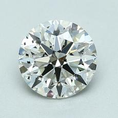 Recommended Stone #2: 1.33-Carat Round Cut