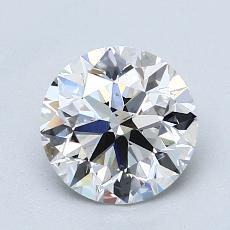 Recommended Stone #2: 1.59-Carat Round Cut