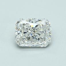 Recommended Stone #3: 3.01-Carat Radiant Cut