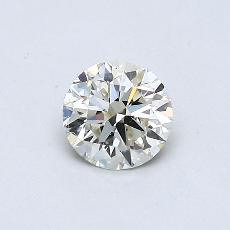 Recommended Stone #3: 0.44-Carat Round Cut